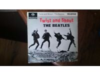 Beatles Twist and Shout first issue 2nd press near mint