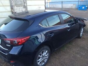 2015 Mazda 3 parting out Parts