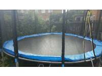 Trampoline 14 -16ft used