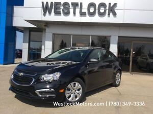 2016 Chevrolet Cruze Limited Bluetooth Connectivity
