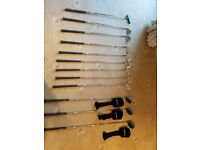 Full set Donnay Pro One clubs, only £30