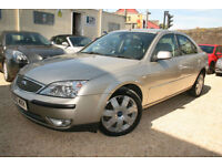 Ford Mondeo 2.0 TDCi Ghia X 5dr+NEW CLUTCH+MARCH 18 MOT+2 OWNERS