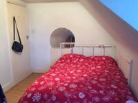 Price Reduced! Private Double Room in Shared Split Level Flat 3 minutes to Brockley Cross Station!