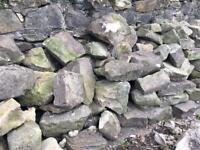 FREE - Several tons of stone