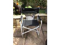 Hi-gear camping chairs, assorted