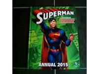 Superman featuring Justice League 2015 annual