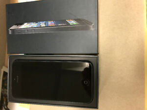 iPhone 5 in new condition