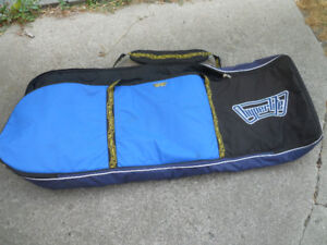 Hyperlite Wakeboard Bag with wheels and extras