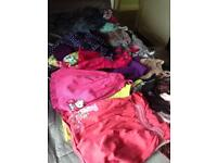 Joblot of clothes 3 to 5 yr girls