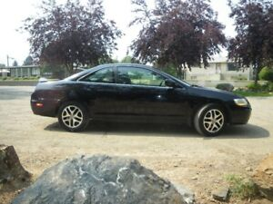 2002 Honda Accord EX Coupe (2 door)