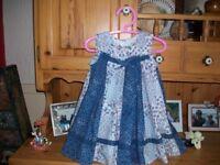 Girls ' MANTARAY' Dress Size 12-18 Mths
