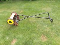 Wolf Garten Manual Lawn Mower