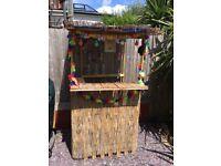 Garden Tiki Bar For Sale £199 ONO