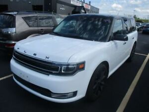 2016 Ford Flex LIMITED AWD! 7-PASS! NAV! PANORAMIC SUNROOF! HEAT