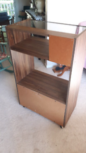 Entertainment display unit for TV or Stero