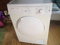 BOSCH Tumble dryer in very good condition. NOT Condenser. REDUCED NOW £90