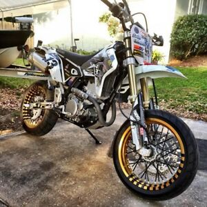 Looking for winter project supermoto
