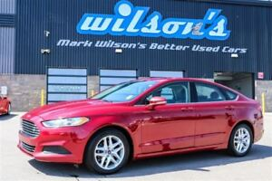2013 Ford Fusion SE SUNROOF! NEW TIRES! HEATED SEATS! $53WK, 4.7
