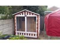 Aviary, shed,sumerhouse/ Project, fitting free