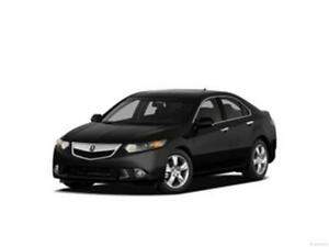 2012 ACURA TSX 2.4 Litre 4 Cylinder FWD