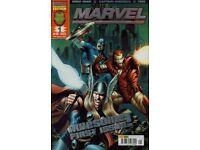 Marvel Legends #1-7