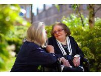 Care Assistant (Companion Carer for Elderly Gentlemen) - part-time