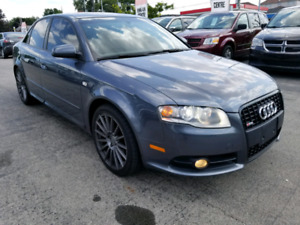 2008 Audi A4 3.2 Quattro S-line for only $9995