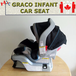 GRECO MY RIDE HEAVY DUTY INFANT CAR SEAT - BASE CAN BE REMOVED