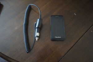 Blackberry Z10 and Car charger