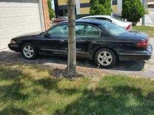 1997 Lincoln Continental - Will take best offer!!