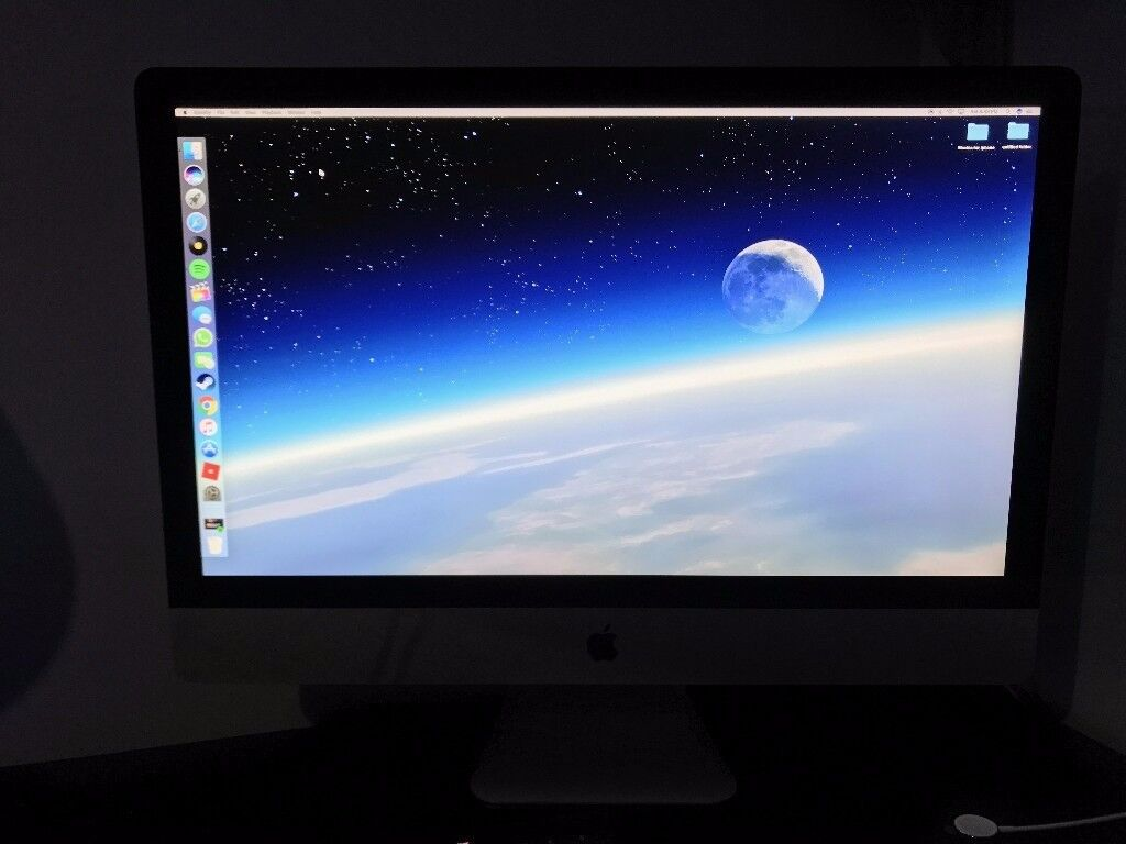 Apple iMac 27 5K Retinai7 CoreAMD 395X 4GB2TB Fusion Drivein Farnborough, HampshireGumtree - Here we have a like new Apple iMac 27 5K Retina display Late 2015 Version! Up for sale here is a very high spec apple iMac custom spec through apple themself, originally this set up cost me almost £3000 and was originally purchased 07/09/2016 so...