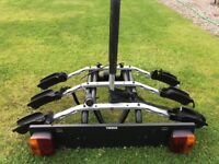 Thule RideOn 3 bike cycle carrier - tow bar mount