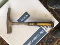Brickwork tools