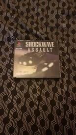 Shockwave assult