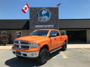 2016 Ram 1500 BIG HORN MONSTER LIFT! FINANCING AVAILABLE!