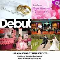FILIPINO and Local dj sound system services