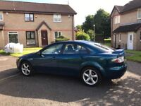 2005 Mazda 6 ,,, long mot ,,, excellent car £850 May px why