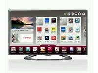 LG Cinema 47 inch 3D Smart Tv - Boxed Amazing Quality