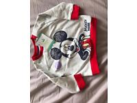 5 x 0-3 month clothing items