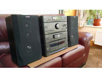 Philips AS 540 Stereo Hi Fi System