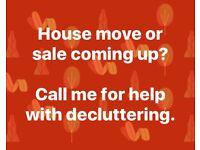 Decluttering Service