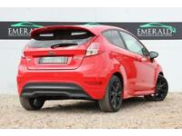 2016 65 FORD FIESTA 1.0 ZETEC S RED EDITION 3D 139 BHP
