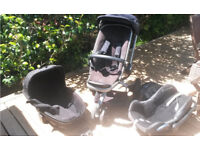 Quinny Buzz Travel System Buggy Stroller