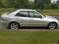 2002 Lexus Is 200, Full Service History 83k miles