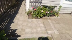 Stone and Brick work by Two Guys Tree & Landscaping Services