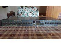 Simmons spm 8:2 midi programmable mixer 2 of 2