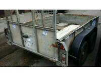 Ifor Williams Plant trailer, 8ft x 5ft mini digger etc