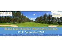 Charity Golf Day at Dudsbury Golf Club, Ferndown, Dorset