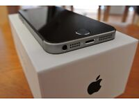 iphone 5s 2 months old immaculate condition factory unlocked
