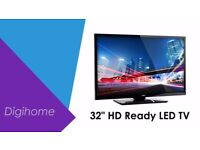 Digihome 32 Inch LED TV HD Ready with Built-in Freeview HD brand new